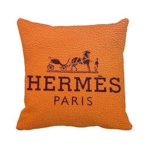 OF Hermes Throw Pillow Case Cushion Home Sofa Decorative Kissenbezüge (50cmx50cm)