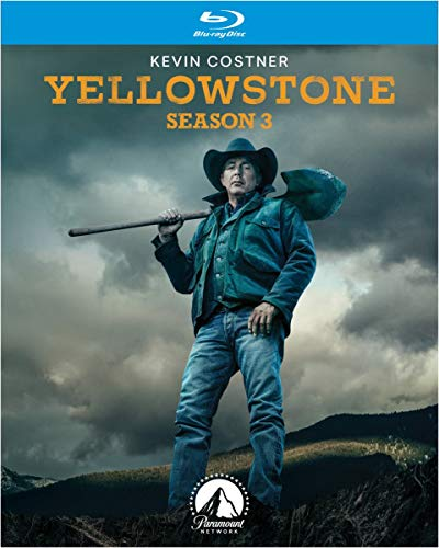 Yellowstone: Season Three (Domestic) [Blu-ray]
