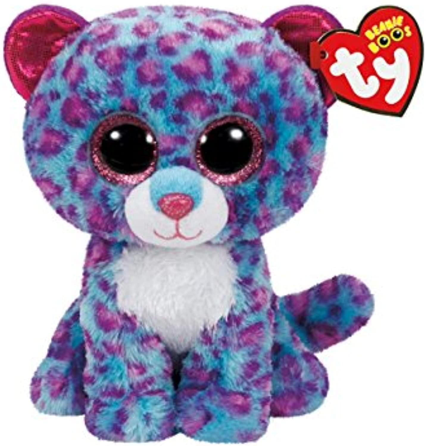Ty Beanie Boos Dreamer - Leopard (Justice Exclusive) by Ty