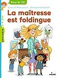 La maîtresse, Tome 01 - La maîtresse est foldingue - Format Kindle - 9782408000509 - 3,99 €