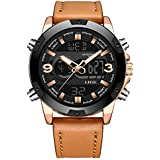 Men's Watches Chronograph Waterproof Fashion...