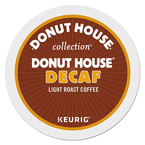 Donut House Collection Decaf, Single-Serve Keurig K-Cup...