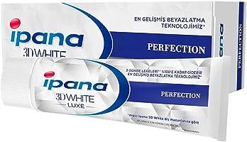 Ipana 3 Boyutlu Beyazlık Luxe 75 ml Perfection Mükemmel Beyazlık Diş Macunu