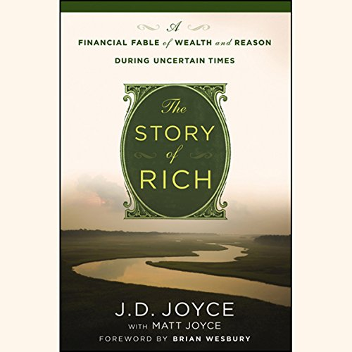 The Story of Rich audiobook cover art