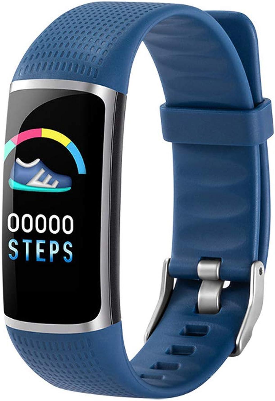 Activity Tracker color Screen Heart Rate Intelligent Health Monitoring Bracelet Blood Pressure Monitoring Bracelet