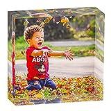 CREATOR Custom Acrylic Photo Cube For...