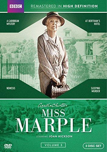 Miss Marple: Volume Three