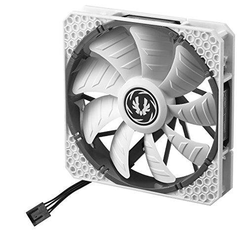 BitFenix Spectre Pro PWM 140mm Computergehäuse Ventilator - Computer Kühlkomponenten (Computergehäuse, Ventilator, 14 cm, 500 RPM, 1800 RPM, 29,2 dB)