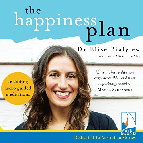 The Happiness Plan audiobook cover art