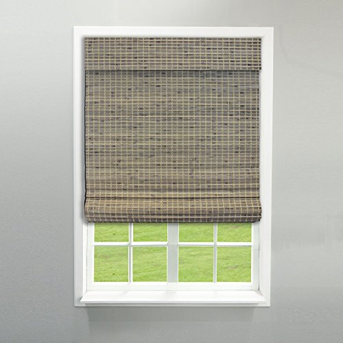 Bathroom Window Treatment 2