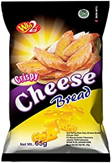Win2Food Bread Toast, Cheese, 65g