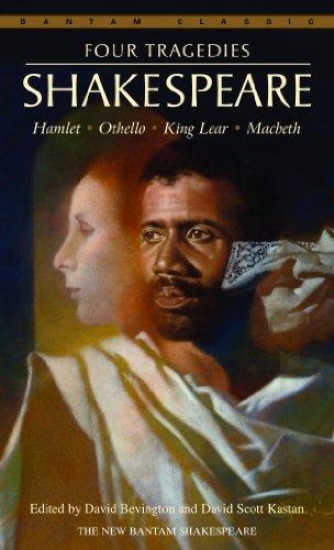 Four Tragedies: Hamlet, Othello, Ki…