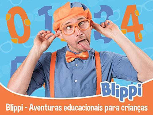 Blippi - Aventuras educacionais para crianças