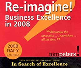 Re-Imagine! Business Excellence in 2008 Daily Boxed Calendar