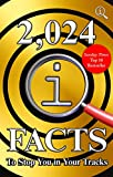 2,024 QI Facts To Stop You In Your Tracks (Quite Interesting)