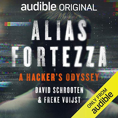 Alias Fortezza audiobook cover art