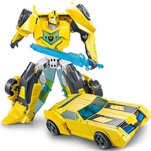 Siyushop Jouet Transformers, Man Auto Model, Heroes Rescue Bots, Jouets Deformed Car Les Enfants, Modèle De Robot De Combat, Enfants De 3 Ans Et Plus ( Color : 1 )