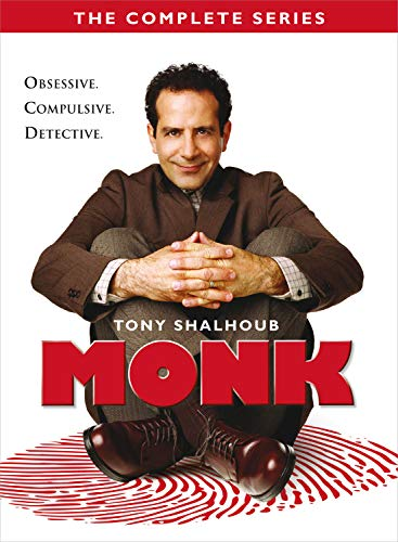 Monk: The Complete Series - DVD