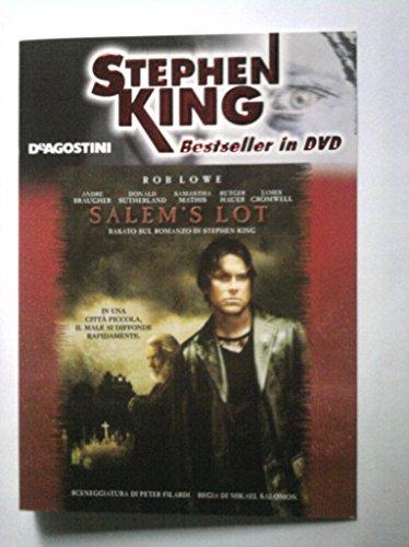 """Stephen King """"Salem's Lot"""" (Edizione Italiana) (Dvd + Booklet interno) (Edizione Editoriale)"""
