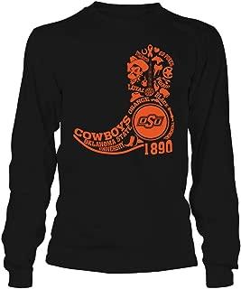 FanPrint Oklahoma State Cowboys T-Shirt - Landmark Custom Boots
