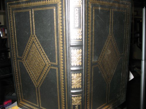Candide [Franklin Library Leather Bound]