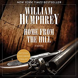 Home from the Hill audiobook cover art