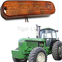 LED Amber Warning Light for Cab #AR60250 (Fits John Deere Equipment w/Sound Guard Cab, Steiger 4WD Tractors, Case IH Tractor: 9110, 9130, 9150, 9170, 9180, 9210, 9230, 9270, 9330, 9350 & More!)