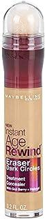 Maybelline New York Instant Age Rewind Eraser Dark Circles Treatment Concealer Makeup, Medium, 0. 2 fl. oz.