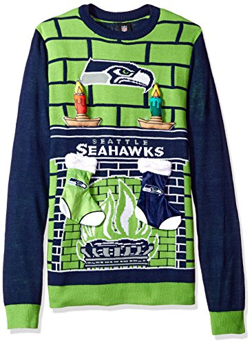 NFL Seattle Seahawks 3D