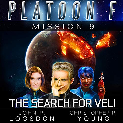 The Search for Veli cover art