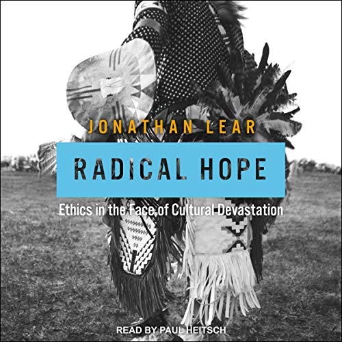Radical Hope audiobook cover art
