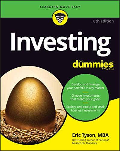 Real Estate Investing Books! - Investing For Dummies 8E P