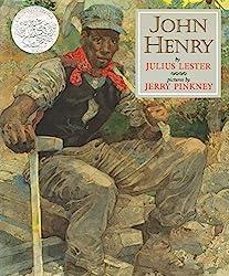 American legend John Henry story