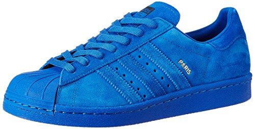 adidas Superstar 80s City Series Schuhe 10,5 Blue/Blue
