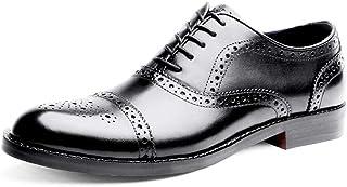 d4cdc814488f26 GLJJQMY Tenue de soirée/Costume/Chaussures habillées/Chaussures de Travail  avec Chaussures habillées