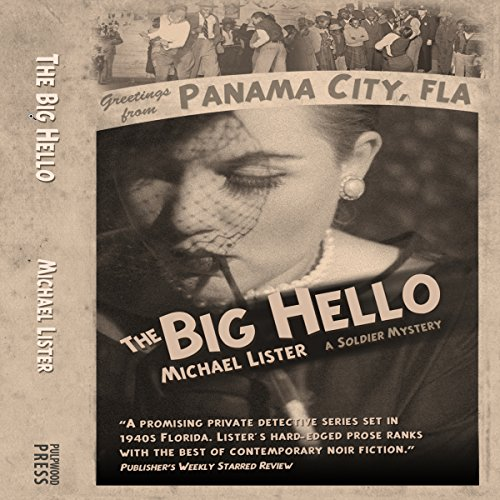 The Big Hello audiobook cover art