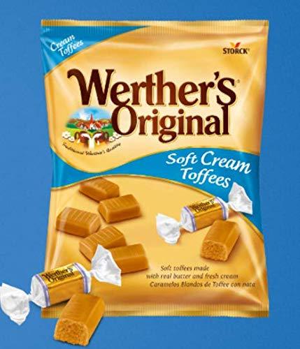 United Labels - Caramelos werther´s original blandos bolsa 1kg