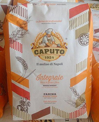 Farina Caputo Integrale Kg. 5