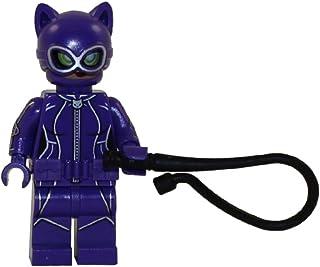 LEGO Catwoman - Utility Belt mini figurka z biczkiem
