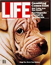 LIFE Magazine - Monthly issue: January, 1979 - Rare Dogs