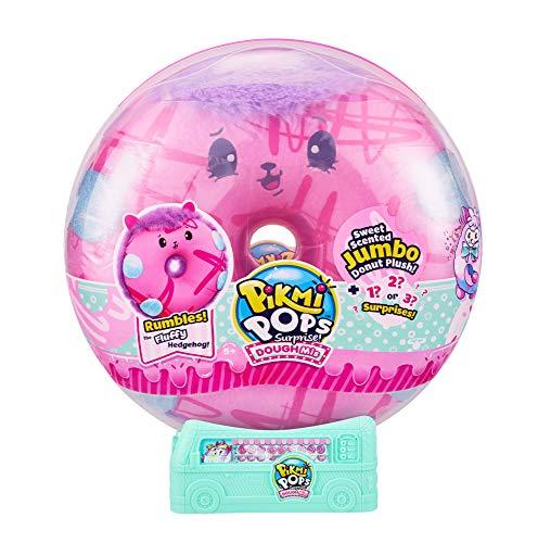 Pikmi Pops Doughmi Large Pack - Rumbles The Hedgehog