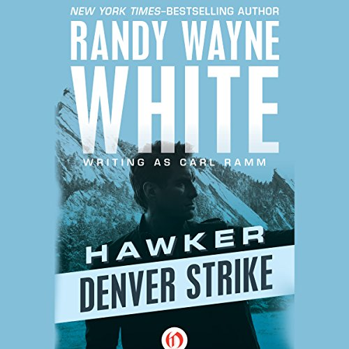 Denver Strike audiobook cover art