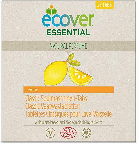 Ecover Essential Bio Spülmaschinen-Tabs Lemon (2 x 500 gr)