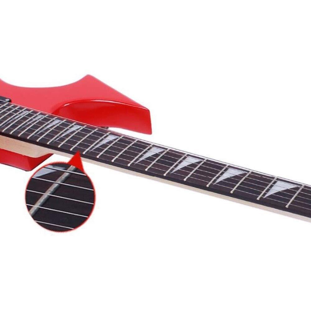 Boll-ATur Rojo Moda Principiante Guitarra eléctrica Banda ...