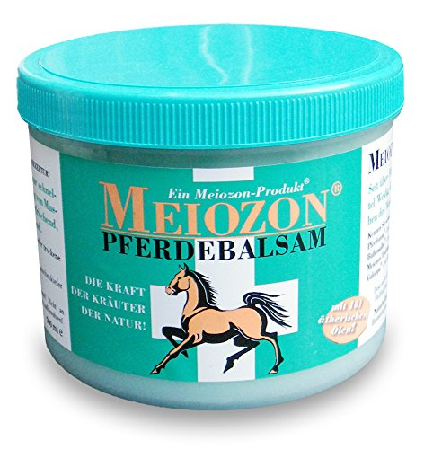 Meiozon - Pferdebalsam 500ml