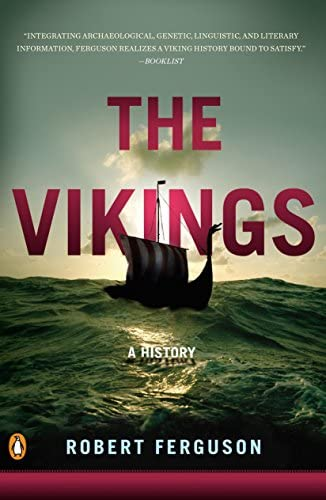 The Vikings A History product image