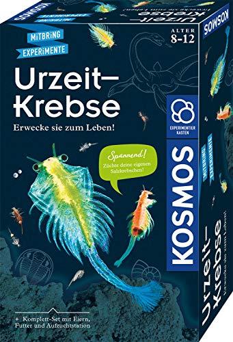 KOSMOS 657871 Urzeit-Krebse Edition 2020 Experimentierset für Kinder