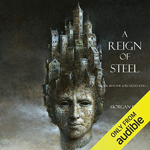 A Reign of Steel cover art