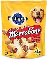 Biscoito Para Cachorros Pedigree Marrobone Carne Adultos 500g