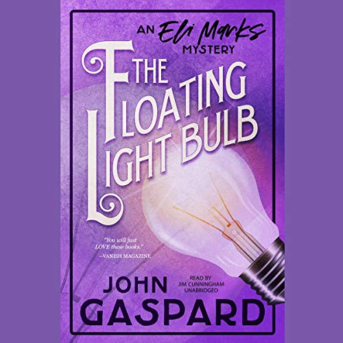Couverture de The Floating Light Bulb: An Eli Marks Mystery
